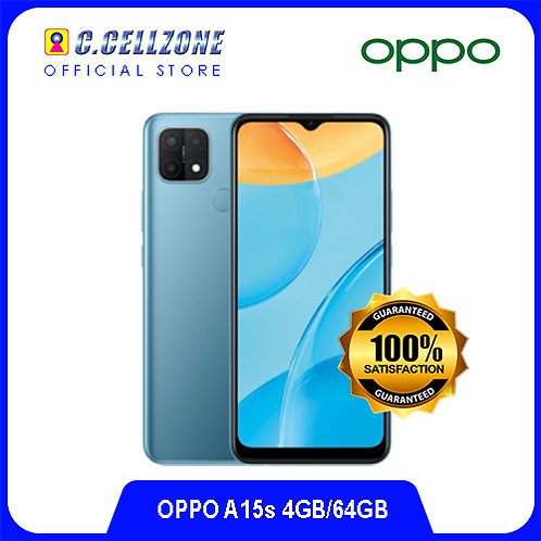 OPPO A15S 4GB/64GB
