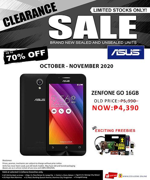 Asus Zenfone Go 16gb (ZC500TG)