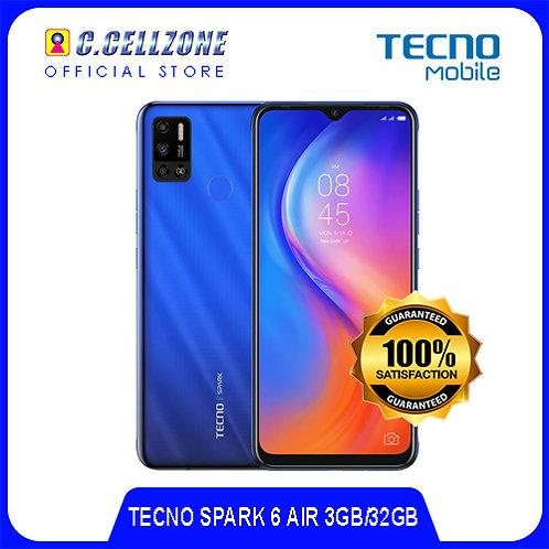 TECNO SPARK 6 AIR  3GB/32GB