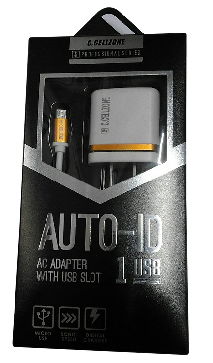 1 USB MICRO CHARGER (ACTC PRO CZ 1USB W/MIC C717)