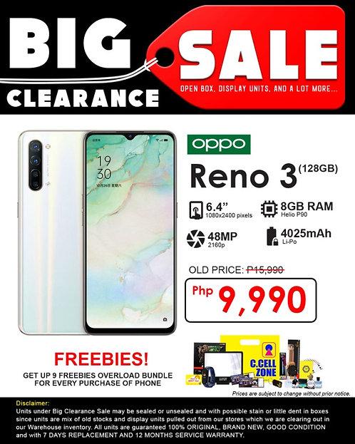 Oppo Reno 3 8gb/128gb