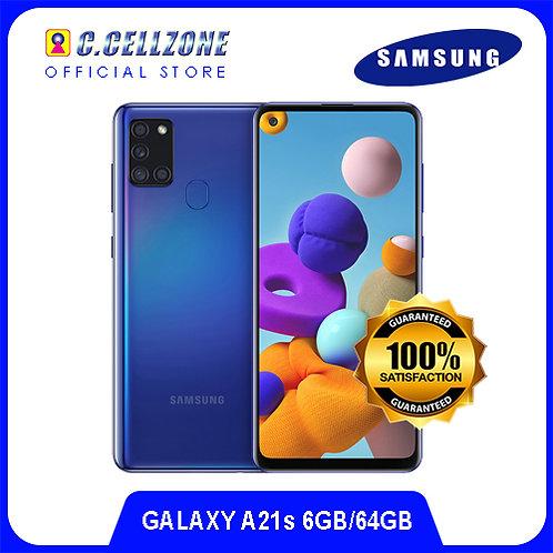SAMSUNG GALAXY A21S 6GB/64GB