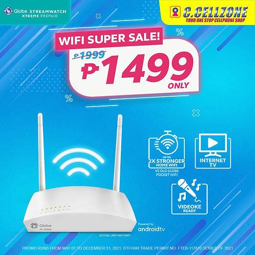 Globe Xtreme home prepaid wifi Super Sale para sa xtreme na all-in-one home erte