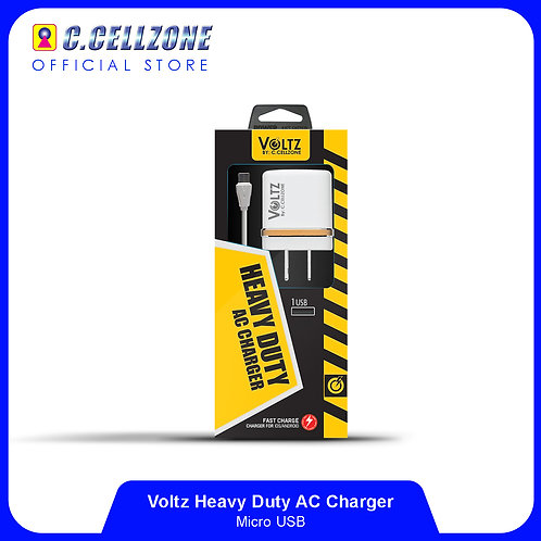 Voltz Charger with Micro Cable