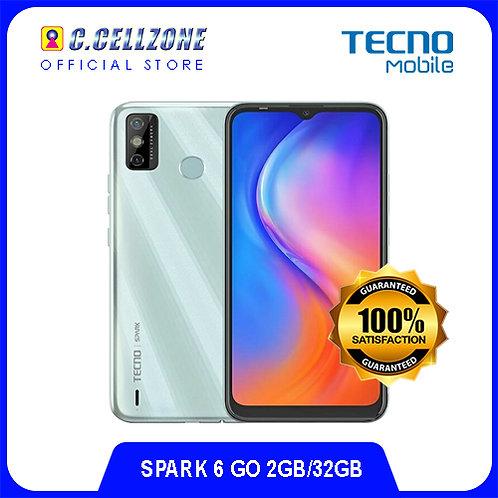 TECNO SPARK 6GO 32+2GB (KE5)
