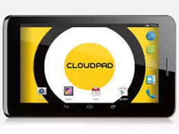 CLOUDFONE CLOUDPAD 701TV+