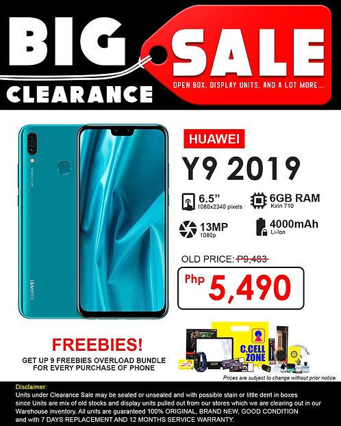 HUAWEI Y9 2019 4GB/64GB