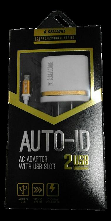 CZ Pro 2USB Adaptor w/ Micro Cable