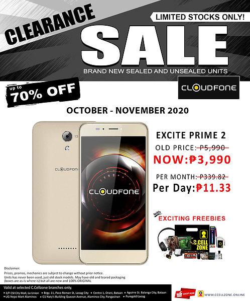 Cloudfone Excite Prime 2