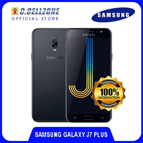 SAMSUNG GALAXY J7+ W/ SBSK