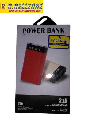 CZ 2.1A 6000mAh Powerbank