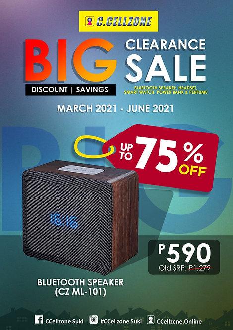 Ml-101 Bluetooth Speaker