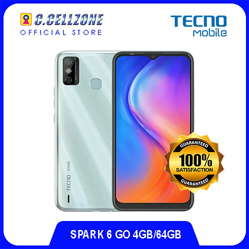 TECNO SPARK 6GO 64GB+4GB (KE5K)