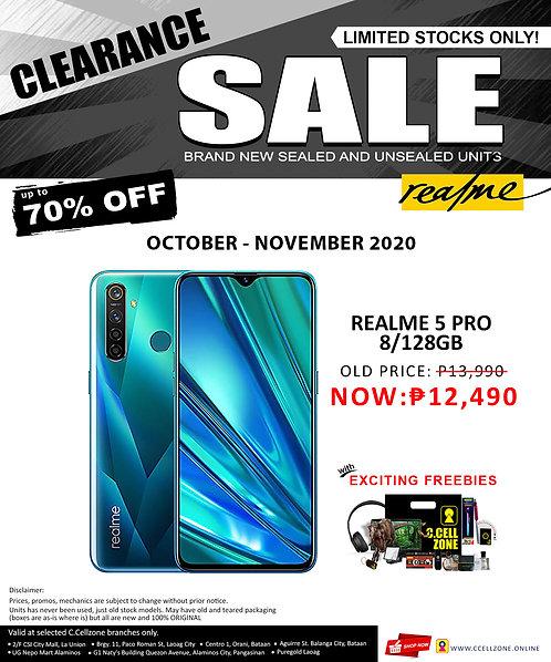 Realme 5 Pro 8gb/128gb (RMX1971)