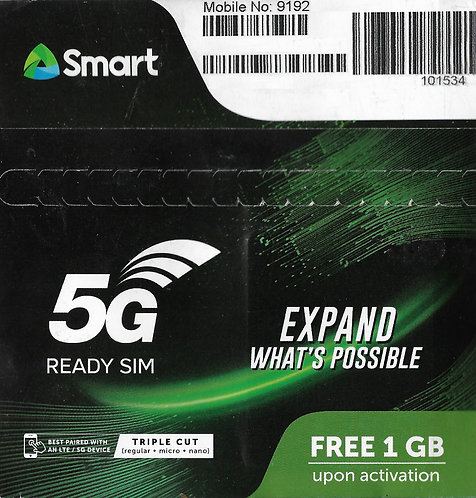 SMART LTE SIMCARD