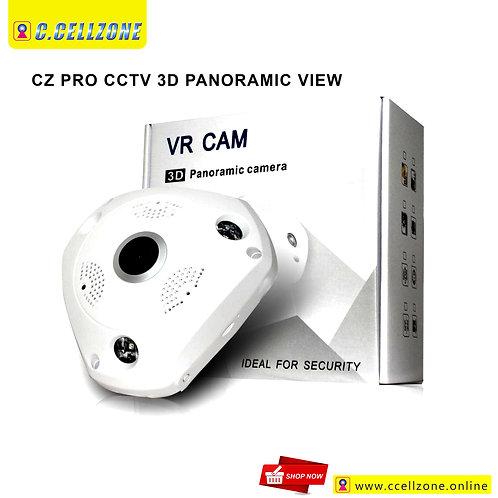 CZ PRO CCTV 3D PANORAMIC VIEW