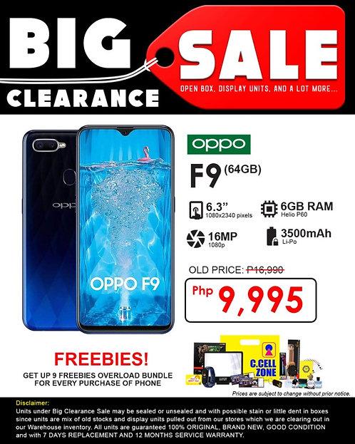 OPPO F9 64GB (CPH1823)