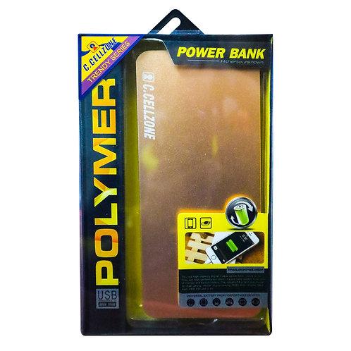 Powerbank Elegant series 2 usb 10800MAH(PB ELS 2USB 10800mah C817)