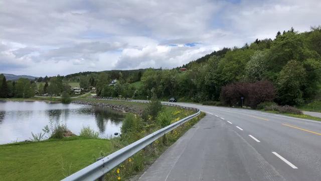 Klubbrekord for CK Nittedal i Randsfjorden rundt