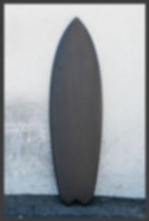 CHRISTENSON SURFBOARD MESCALINE