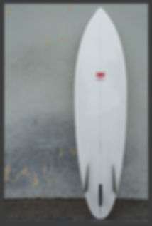 CHRISTENSON SURFBOARD SOLITUDE