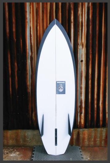 CHRISTENSON SURFBOARD CORBINA