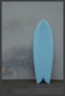 CHRISTENSON SURFBOARD FISH