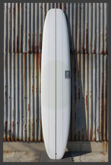 CHRISTENSON SURFBOARD FLAT HEAD