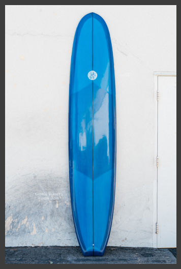 CHRISTENSON SURFBOARD BONNEVILLE