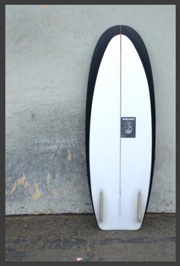 CHRISTENSON SURFBOARD OCEAN RACER
