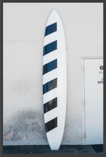 CHRISTENSON SURFBOARD CHRIS CRAFT