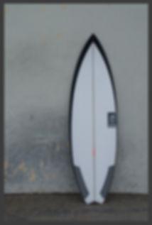 CHRISTENSON SURFBOARD GERR