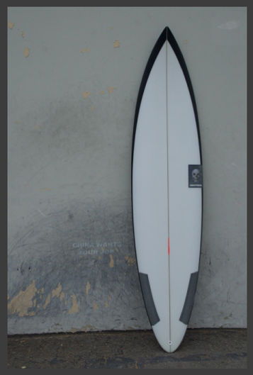 CHRISTENSON SURFBOARD CARRERA
