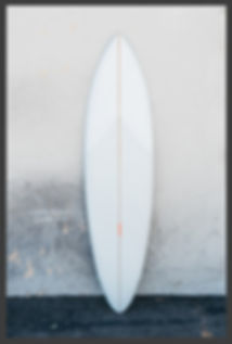 CHRISTENSON SURFBOARD DAUNTLESS