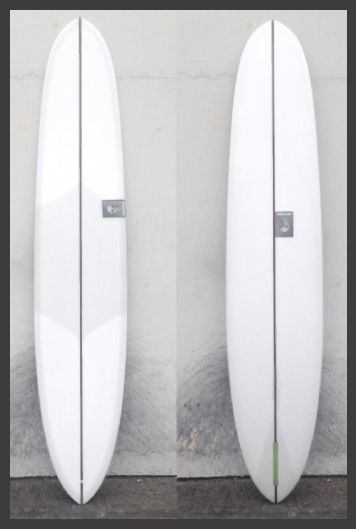 CHRISTENSON SURFBOARD C-HAG