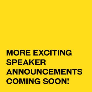 More speakers