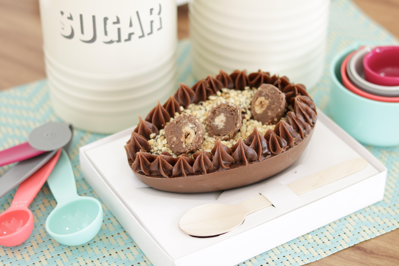 Ovo de Colher Ferrero Rocher