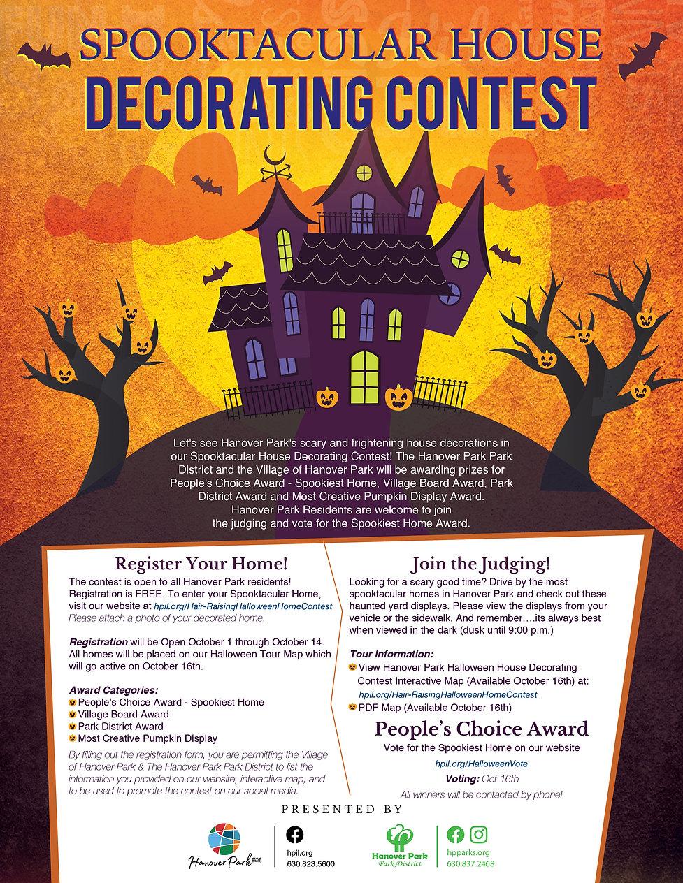 Fall Spooktacular Halloween Flyer 2020-0