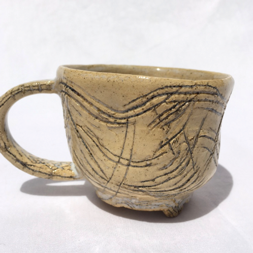 Teacup for Taking Notes