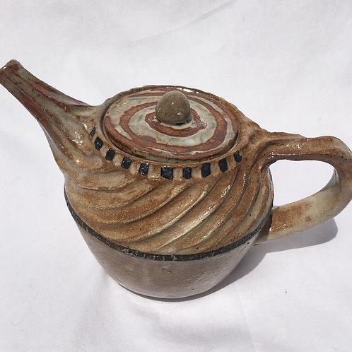 Swirl Teapot