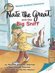 nate and the big sniff.jpg