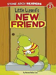 little lizards new friend.jpg