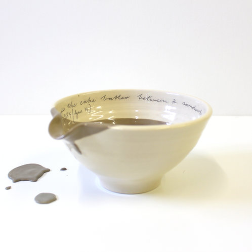 Small Bowl - Chocolate Brown