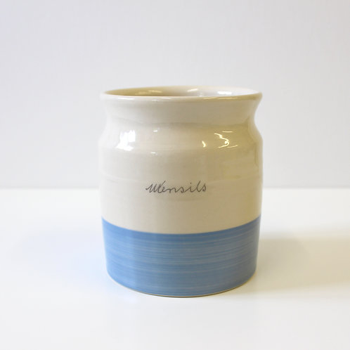 Utensil Holder - Berry Blue