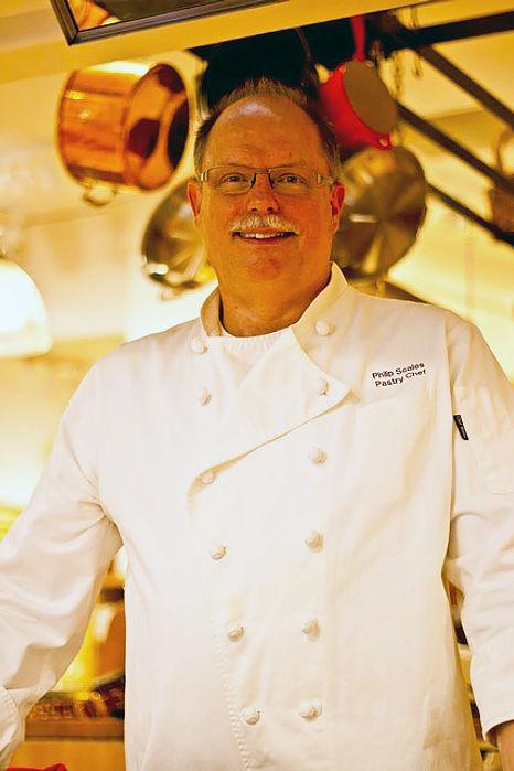 Chef Phil- purveryor of German Stollen and Shortbread Cookies!