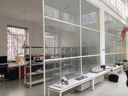 Lissori Office, London