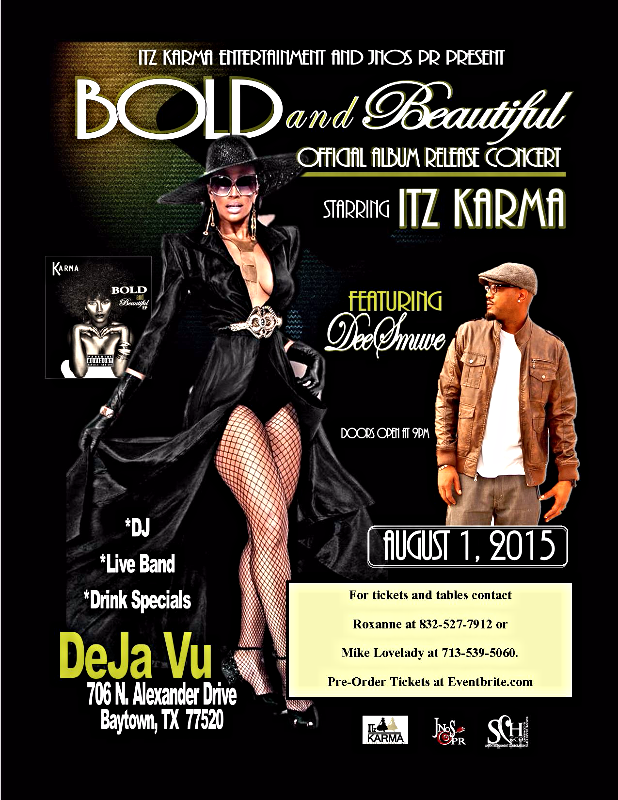 Itz Karma and DeeSmuve in Concert_edited