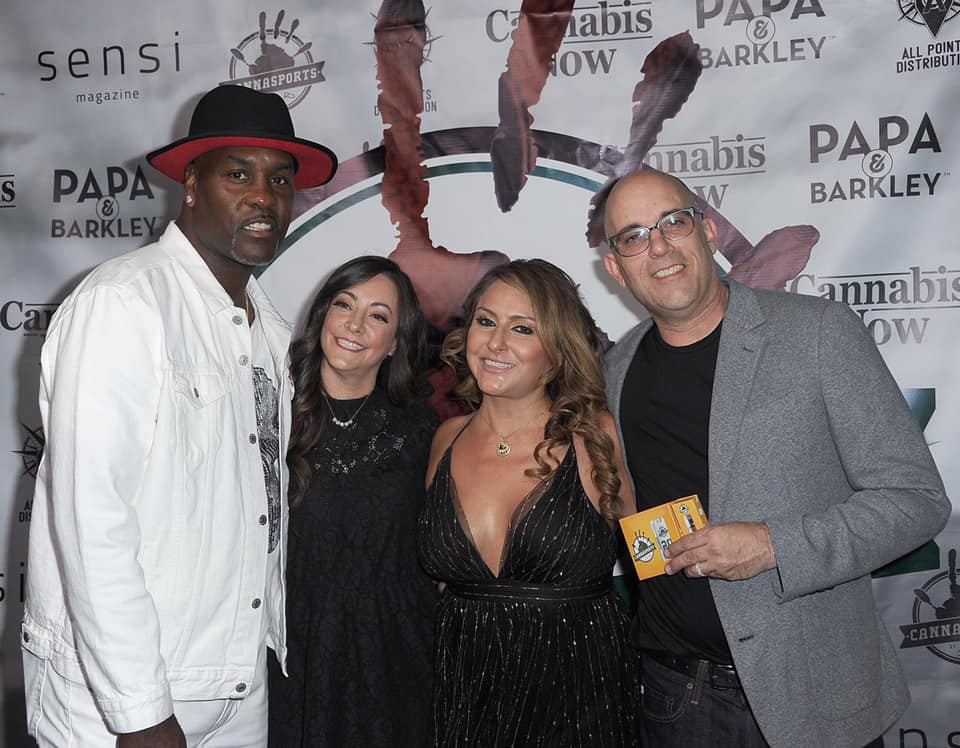 GARY PAYTON LAUNCHES CANNASPORTS AT HIS A-LIST BIRTHDAY EVENT