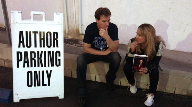 """Jim Florentine reading and book signing  for the release of his new book """"Everybody is Awful (Except You!"""