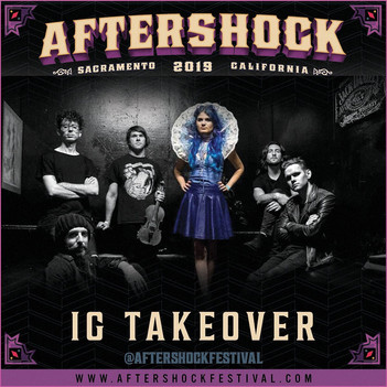 Blue Midnight plays AFTERSHOCK FESTIVAL 2019